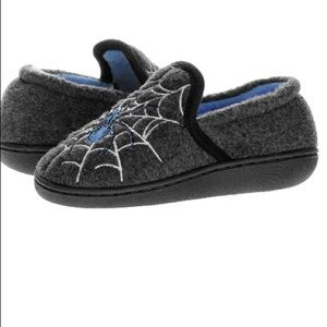6855fe63701 Toddler Spider Glow in the Dark Slippers Shoes Boy